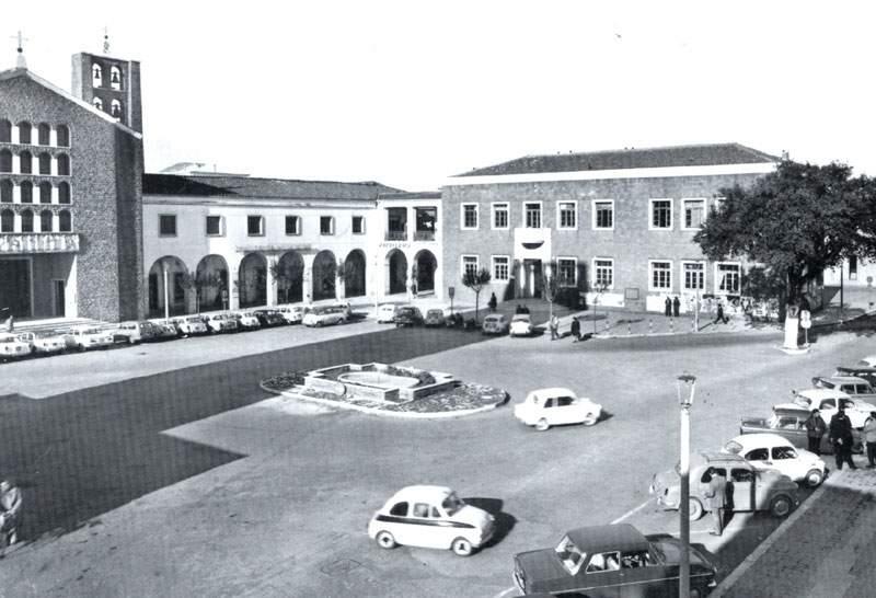 Pomezia anni 50