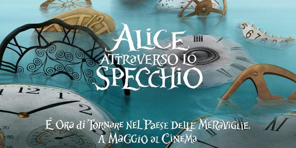 Alice attraverso lo specchio da walt a disney - Lo specchio di alice milano ...