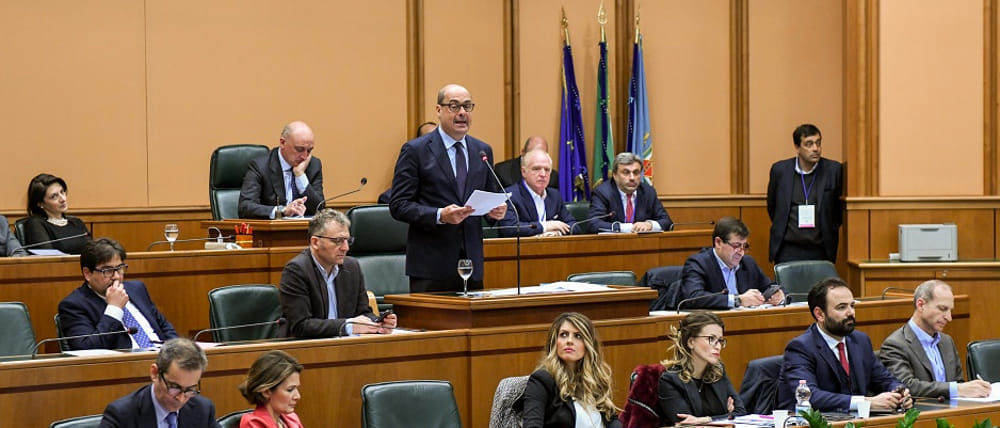 Piano territoriale paesistico del Lazio: approvazione e ...